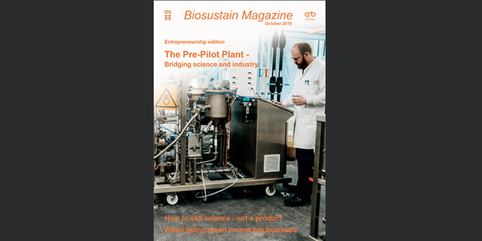 Biosustain Magazine Oct. 2019 issue